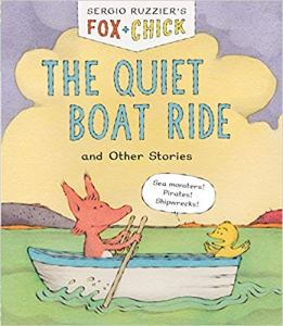Cover of Fox and Chick: The Quiet Boat Ride