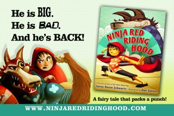 Ninja Red Riding Hood featured image