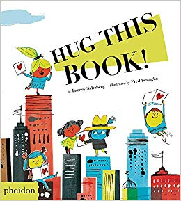 Cover of Hug This Book!