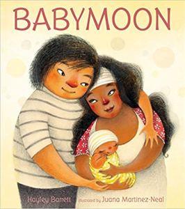 Cover of Babymoon by Barrett