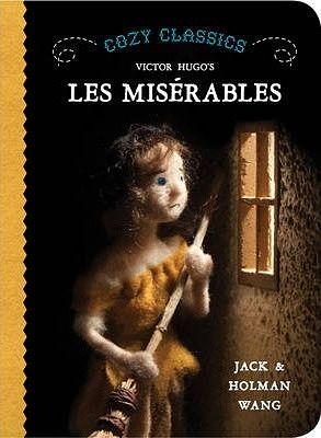 Cover of Cozy Classic Les Miserables