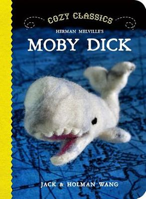 Cover of Cozy Classics Moby Dick