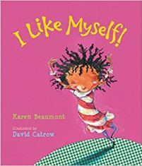Cover of I Like Myself by Karen Beaumont