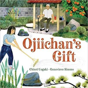 Cover of Ojiichan's Gift by Uegaki