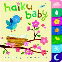 Cover of Haiku Baby by Snyder