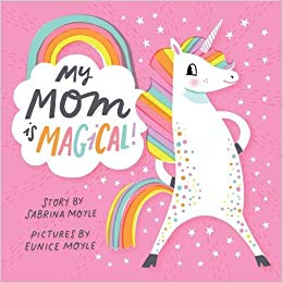 Cover of My Mom is Magical by Moyles