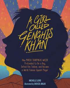 Cover of A Girl Called Genghis Khan