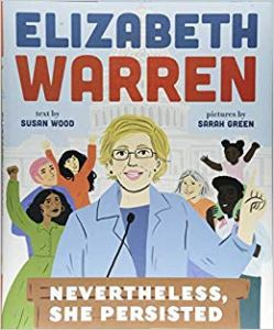 Cover of Elizabeth Warren: She Persisted