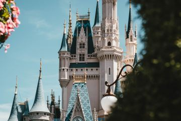 Cinderella castle feature image