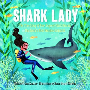 Cover of Shark Lady
