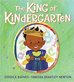 Cover of The King of Kindergarten