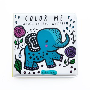 Cover of Color Me: Who's in the Water