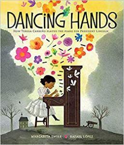 Dancing Hands by Carreno