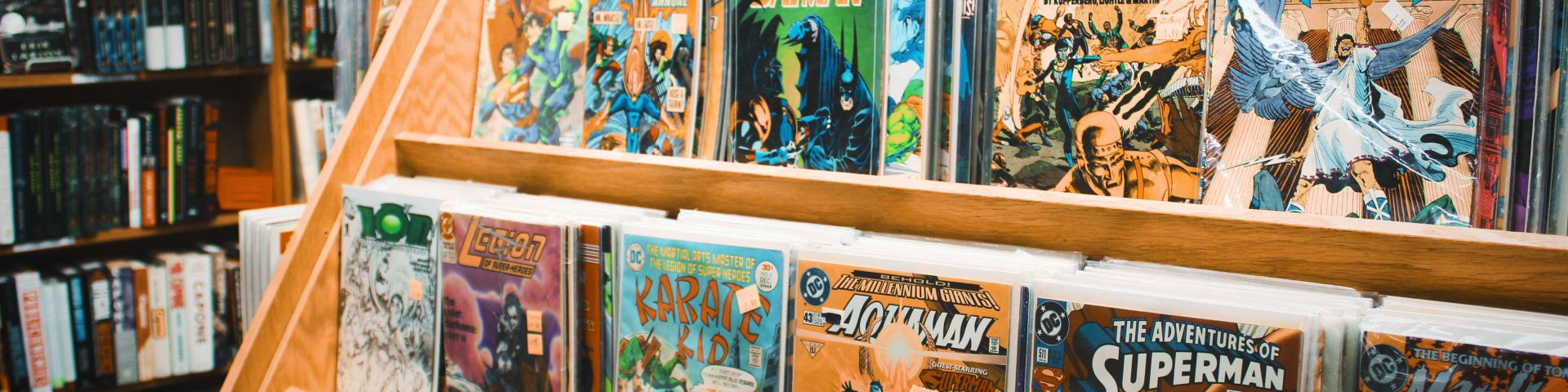 Comics featured image