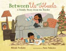 Cover of Between Us and Abuela by Perkins