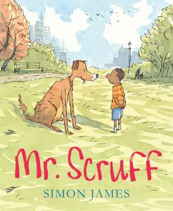 Cover of Mr. Scruff by James