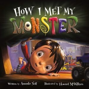 Cover of How I met My Monster by Noll