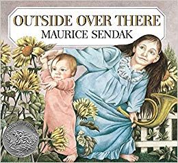 Cover of Outside Over There by Sendak