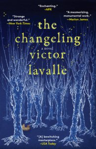 Cover of The Changeling by LaValle