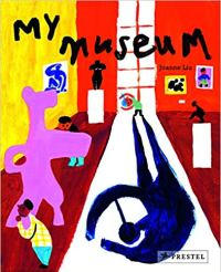 cover of my museum by liu