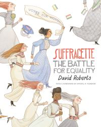 Cover pf Sufragette by Roberts