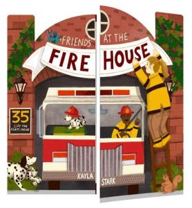 Cover of friends-at-the-firehouse-stark