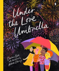 cover of under-the-love-umbrella-bell