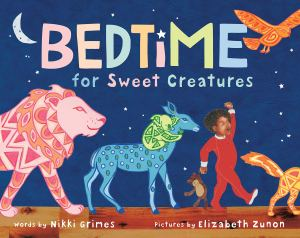 Cover of bedtime for sweet creatures by grimes