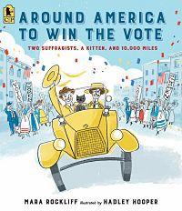 cover of around america to win the vote