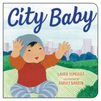 Book cover of City Baby by Elmquist