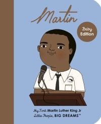 Book cover of Martin Luther King Jr by Vegara