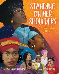 Cover of Standing on her Shoulders