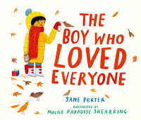 The Boy Who Loved Everyone book cover