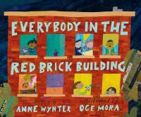 Cover of Everybody in the Red Brick Building