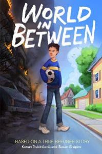 Book cover of World in Between by Trebincevic