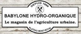 Babylone hydro-organique