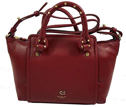 Guide sur les sacs à main et les accessoires Radley - sac a main radley pas cher en cuir rouge - Babylone Paris