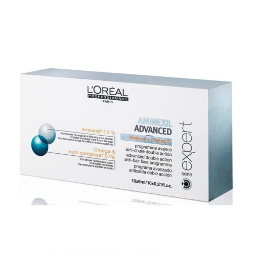 L'oreal Professionnel Aminexil Advanced Anti-Chutes Cheveux 42x6ml
