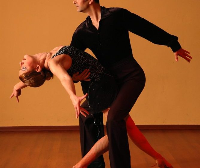 active ballroom dance for the top 3 events