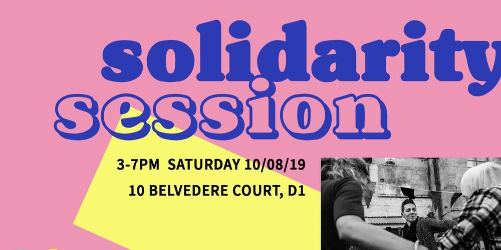solidarity sessions