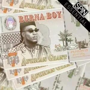 Burna Boy