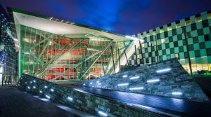 Bord Gáis Theatre by Night