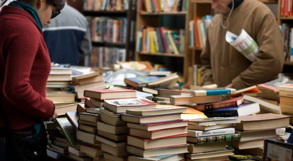 Independent bookstores in Ireland