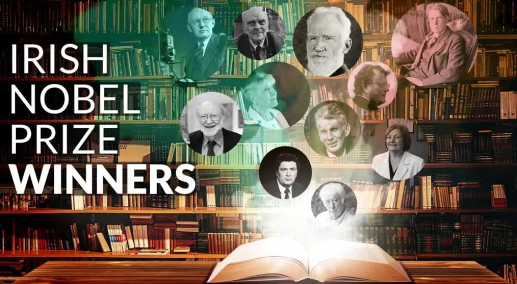 Irish Nobel Prize winners