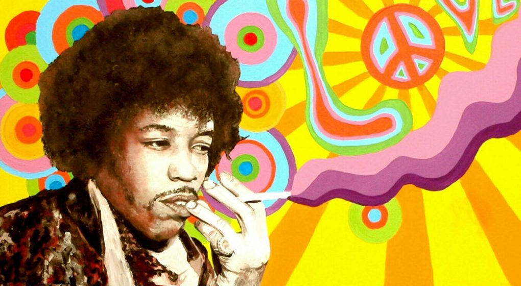 Top 10: Celebrating Jimi Hendrix on his Birthday