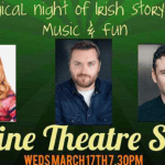 A Paddy s Day Delight Online Theatre banner