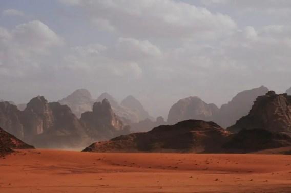 Mars-missions