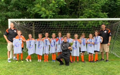 Congratulations to the Girls U9 Blizzards: 2019 Long Island Cup Champions