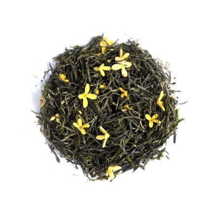 Osmanthus Mao Jian Green Tea