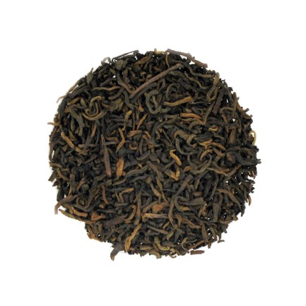 Golden Pu'erh Tea